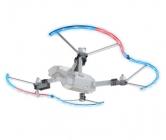 Protections d\'hélices LED pour DJI Mavic Pro - PGYTECH