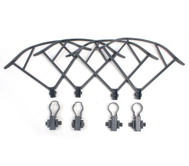 Protections d'hélices grises pour DJI Mavic Pro