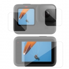 Protections en verre trempé pour GoPro Hero9 Black - Telesin