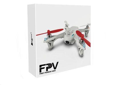 Quadricoptère Hubsan X4 FPV