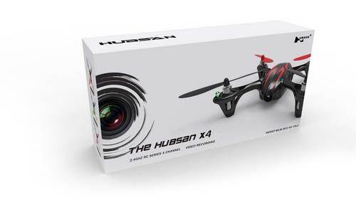 Quadricoptère Hubsan X4 H107C