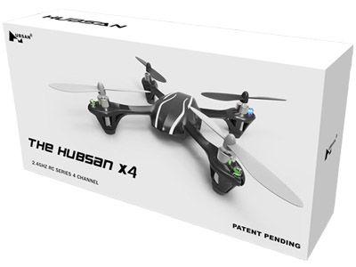 Quadricoptère Hubsan X4 V2
