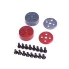 Quick Release Prop Base Mount CW & CCW for 12-18 Inch Prop