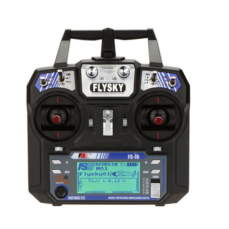 Radio FlySky i6 vue de face