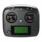 Radio FlySky i6S 10 voies RC Noire Vue de face