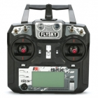 Radio FlySky i6X 10 voies RC vue de face
