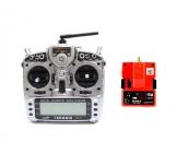 Radio FrSky Taranis X9D Plus avec R9M