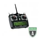 Radio Hitec Aurora 9 + récepteur 9 voies Optima 9 - Occasion