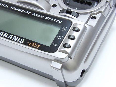 Radio Taranis X9D plus 2.4Ghz + récepteur X8R