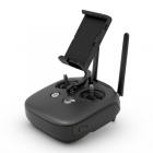 Radiocommande C1 pour Inspire 1 DJI noire avec son support pour tablette ou smartphone