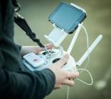Radiocommande Parachute Drone 868MHz