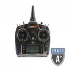 Radiocommande Spektrum DX9 2.4GHz émetteur seul - Reconditionné