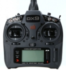 Radiocommande Spektrum DX9 Black Edition - M2