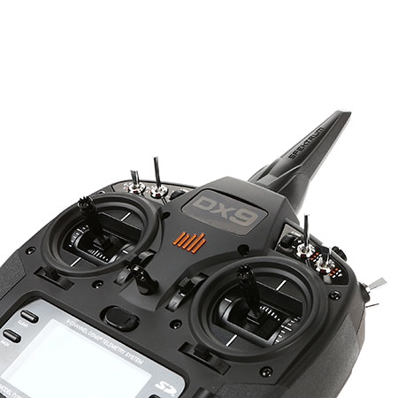 Radiocommande Spektrum DX9 Black Edition - Mode 2