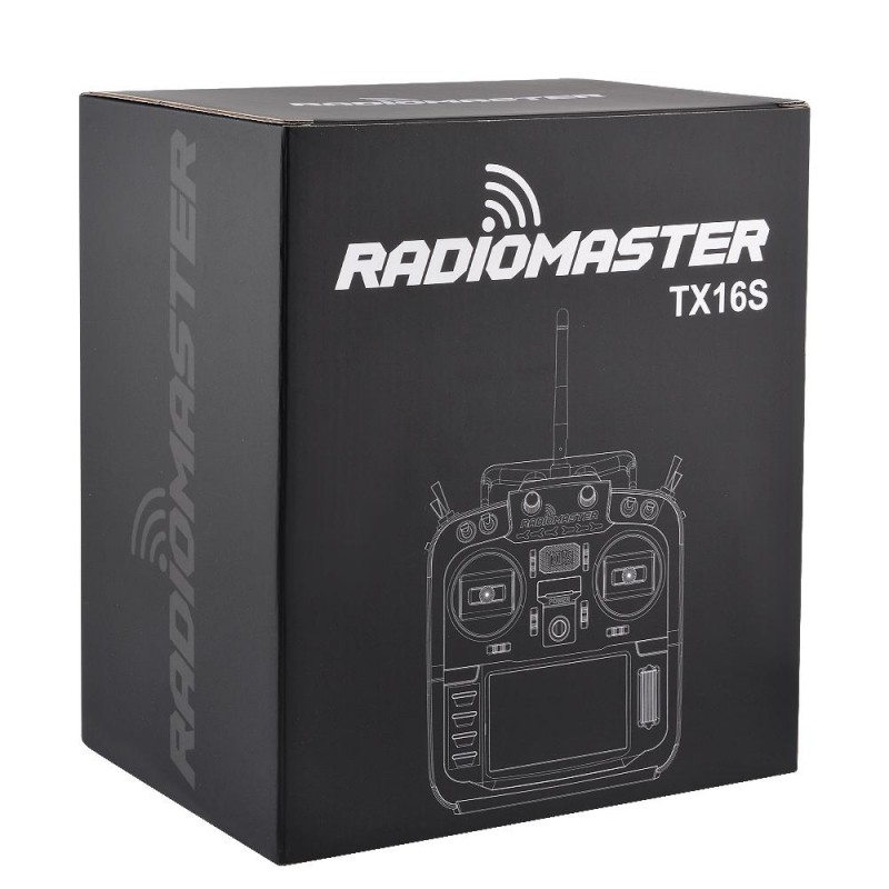 Radiomaster TX16S HALL - Team BlackSheep