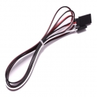 Rallonge de câble JR mâle vers Servo Futaba Femelle 50cm - ReadyToSky