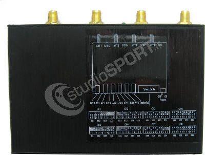 Récepteur diversifié 4 canaux 5,8GHz
