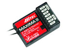Récepteur Hitec Maxima 9 voies 2,4GHz