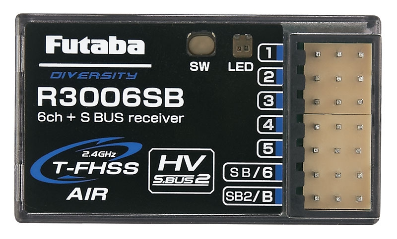 Récepteur R3006SB 2.4GHz T-FHSS