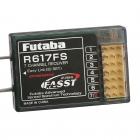 Récepteur R617FS 2.4GHZ 7 voies FASST