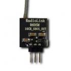 Récepteur R6DSM 2.4 GHz 10 voies
