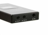 Le récepteur Skyzone R600 dispose de 2 sorties vidéos