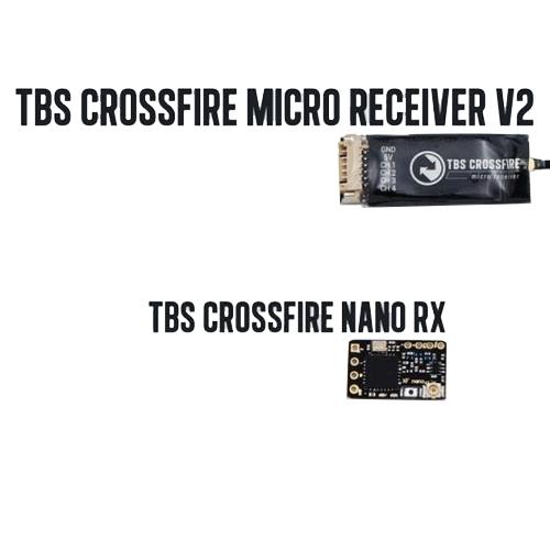 Récepteur TBS Crossfire Nano RX (UHF)