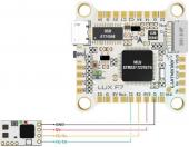 Récepteur Tracer Nano RX (2,4GHz) - Team Blacksheep
