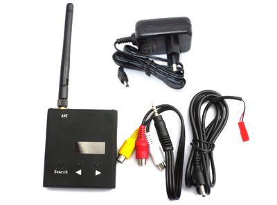 Récepteur vidéo 5.8GHz 32 canaux