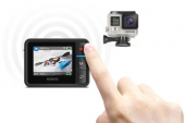 Removu R1+ en connection WiFi avec GoPro Hero 4