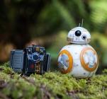 Robot BB-8 Star Wars & Force Band utilisés en extérieur