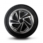 Roue pour Hoverboard Bluetooth F-wheel