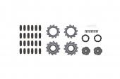 Roues Mecanum pour RoboMaster S1 - DJI