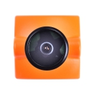 RunCam Racer orange vue de face
