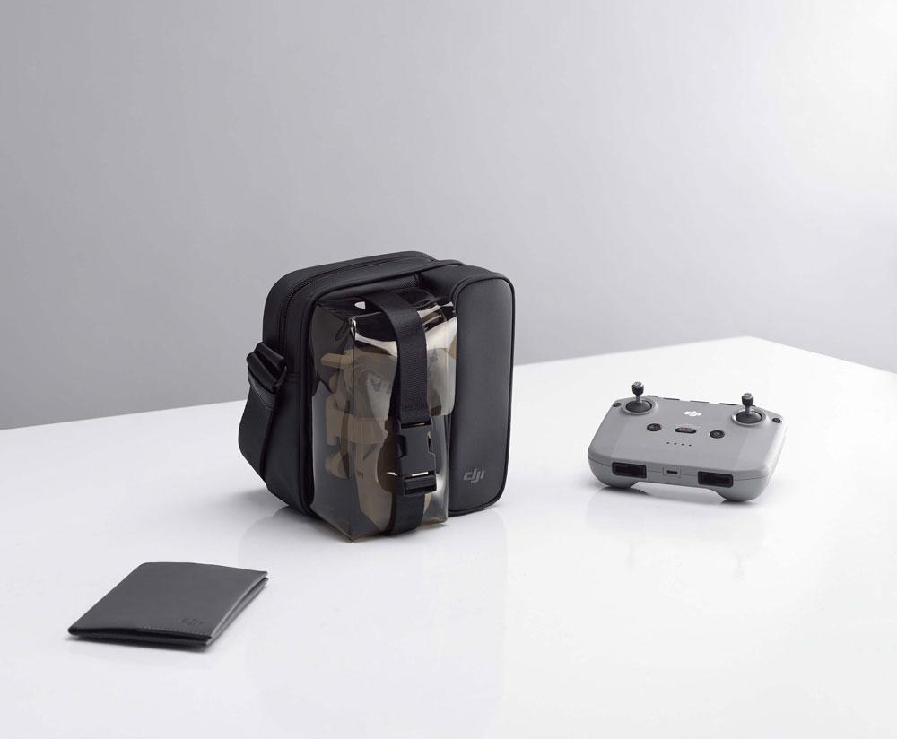 "Sac \""Mini Bag\"" noir pour DJI Mini 2"