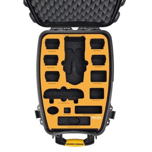 Sac à dos 3500 étanche pour DJI Mavic 2 et Smart Controller - HPRC