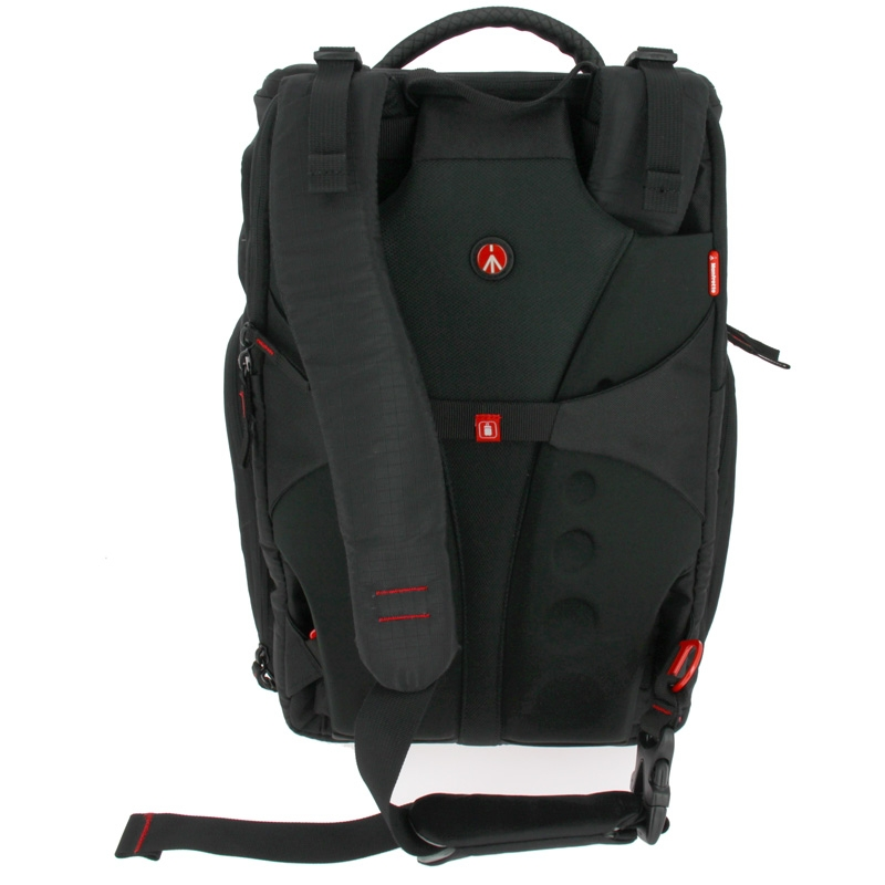 Version bandoulière du sac DJI et Manfrotto