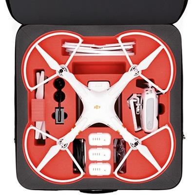 Un rangement efficace vous garantit un matériel qui sera parfaitement calé et accessible.