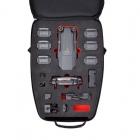 Le sac à dos souple HPRC compte 16 compartiments permettant d'accueillir le DJI Mavic Pro et ses accessoires