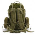 Sac à dos Tactical Backpack vue de dos