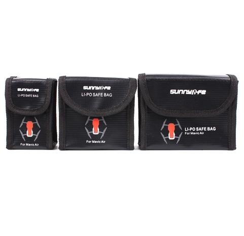 Sac de sécurité pour batteries DJI Mavic Air