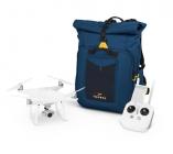 Sac à dos Drone Adventure Backpack Torvol avec DJI Phantom 4 et sa radiocommande