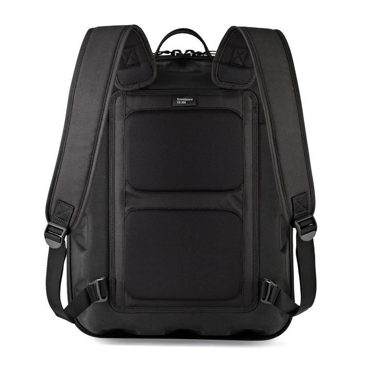 Ce sac a un dos rembourré pour un meilleur confort et dispose de sangles amovibles.