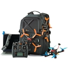 Sac Lowepro QuadGuard BP X3 contenu possible