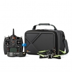 Sac Lowepro QuadGuard Kit et son contenu possible