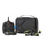 Sac Lowepro QuadGuard TX Case et son contenu possible