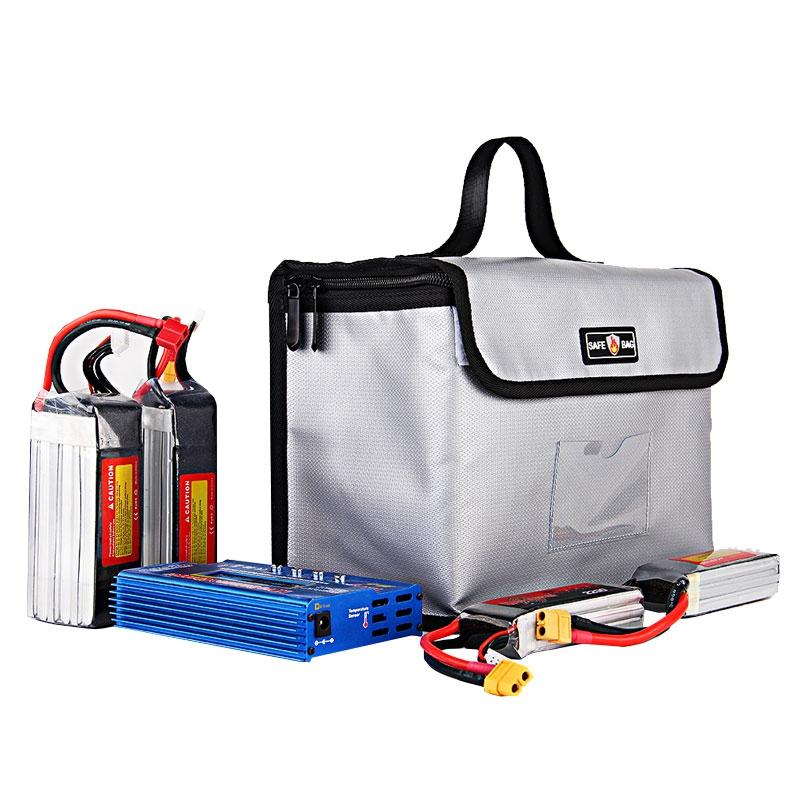 Sac se sécurité pour batteries LiPo (grand format)