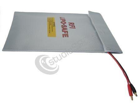 Sac sécurité pour batteries LIPO-SAFE - Grand