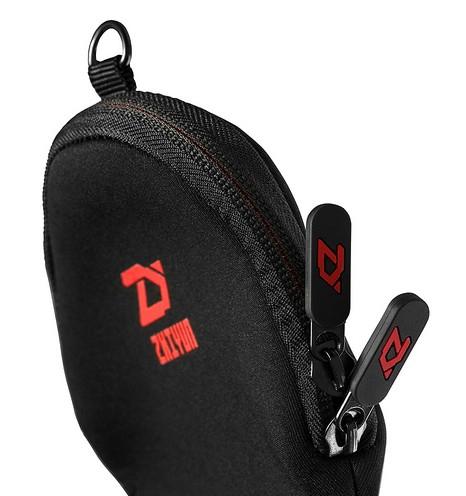 Système zip de la sacoche pour Zhiyun Smooth Q