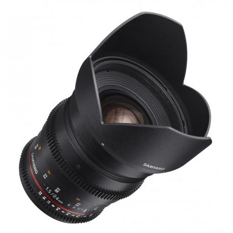 Samyang 24mm T1.5 VDSLR II Canon